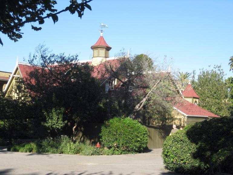 Winchester Mystery House - San Francisco