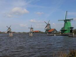 Molinos en Zaanse Schans , Maria s - October 2014