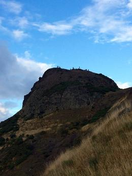 Arthur's Seat Peak off in the distance , raci88 - November 2016