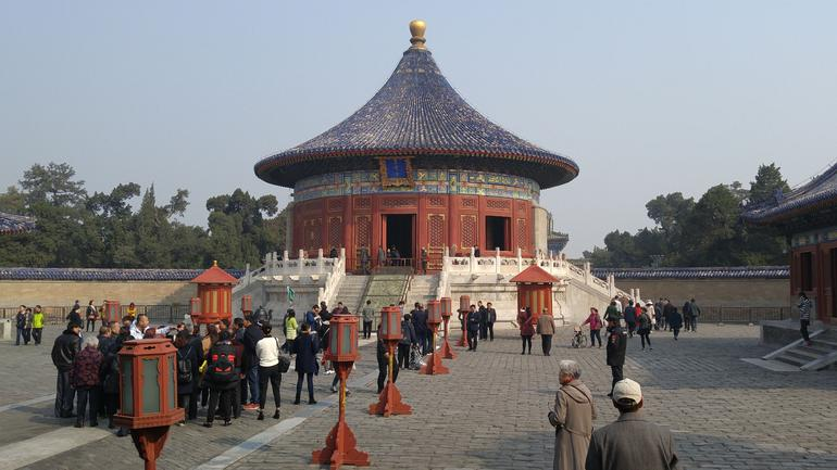 Private Tour: Temple of Heaven, Tiananmen Square, Summer Palace and Forbidden City photo 15