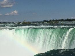 View of horseshoe falls , Elaine M - June 2017