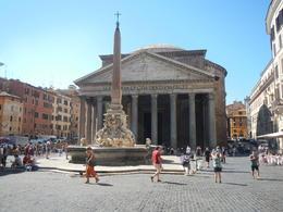 The beautiful and amazing Pantheon , David M - August 2017