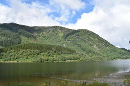 Loch Lubnaig on our amazing tour with Rabbie's , Lea F - August 2017