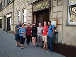 Prague Beer and Czech Tapas Evening Walking Tour with Lukáš Vondra , Neil S - September 2017
