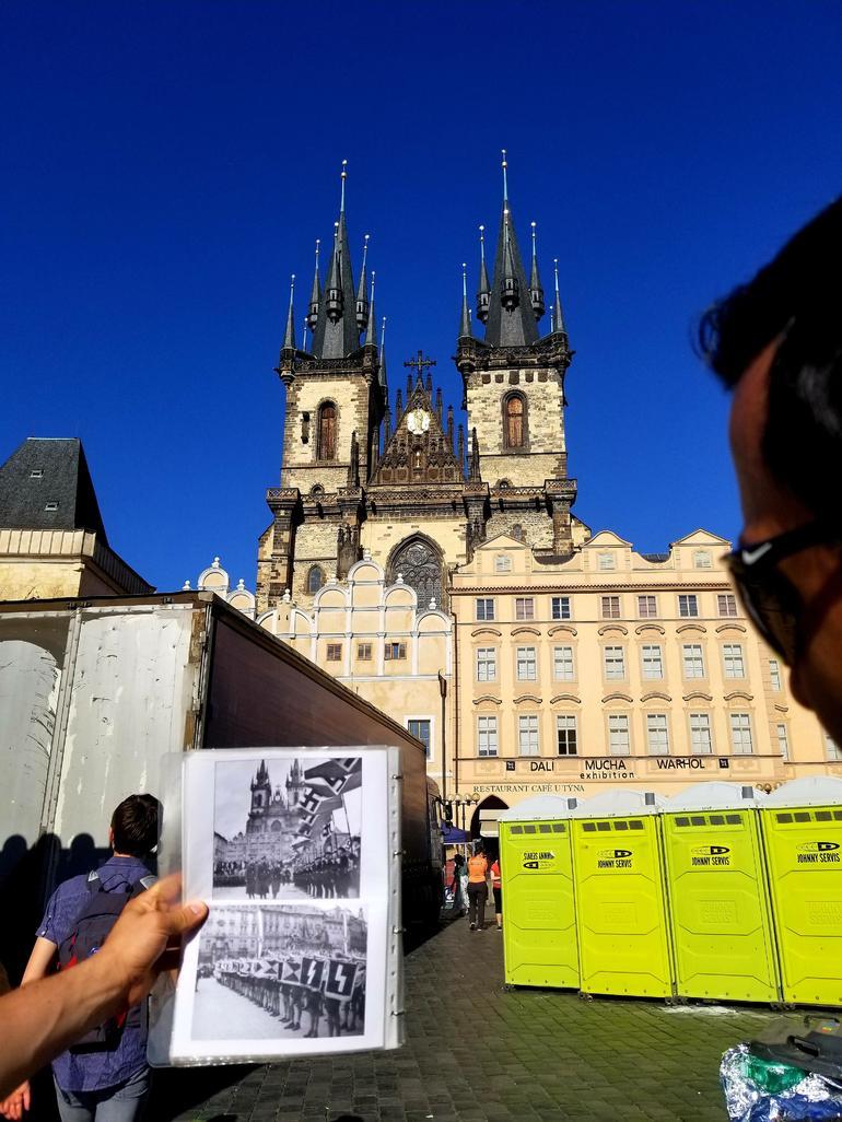 Half-Day WWII Prague Walking Tour