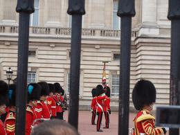 Changing of the guards at Buckingham Palace, Yvonne M - September 2010