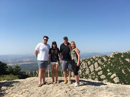 We took the funicular to the top of the mountain and the views are wonderful! , Narelle Z - August 2016