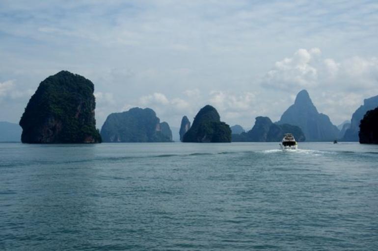 Andaman Sea Scene -