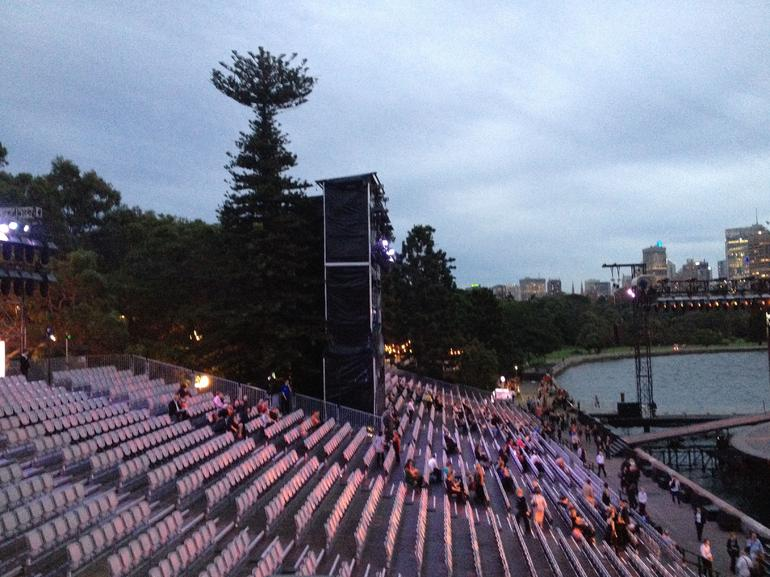 Carmen performed on the Sydney Harbour - Sydney