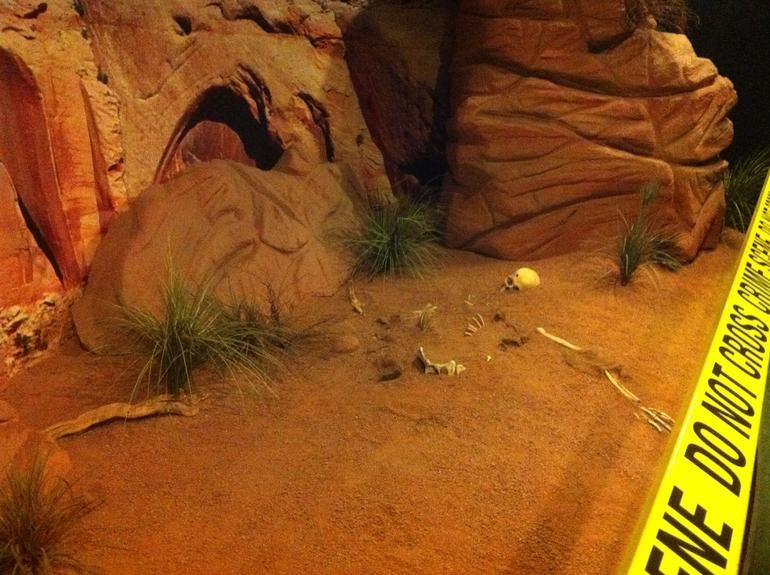 Crime Scene #2 - Las Vegas