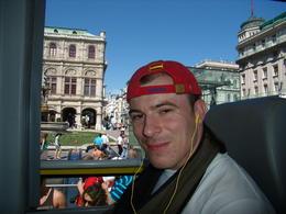 Geschafft, ich sitze im Bus und der Rollstuhl ist verstaut! , Kathrin T - August 2013