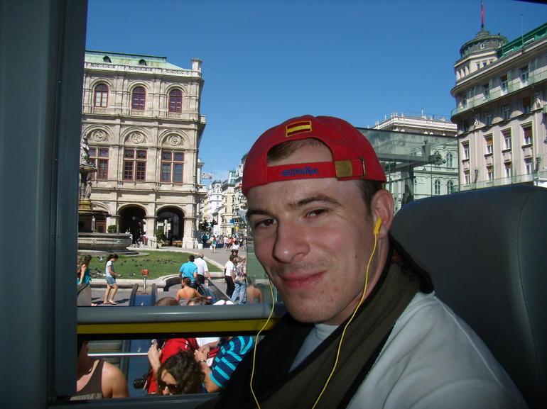 Der Tourist - Vienna