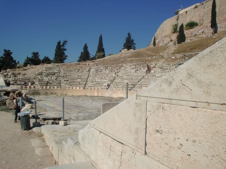 Dionysus Theater - Athens