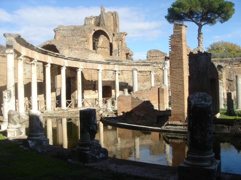 Hadrians Villa - Rome