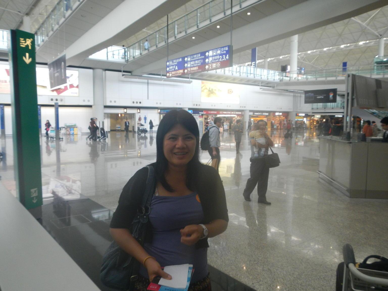 MÁS FOTOS, Traslado compartido a la llegada a Hong Kong: del aeropuerto de al hotel
