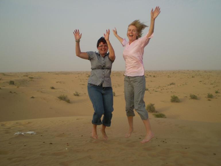 In the Desert - Dubai