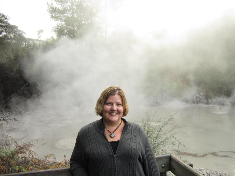 Laurie Rotorua Thermal Wonderland - Rotorua