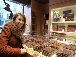 Paris Chocolate and Pastry Food Tour - January 2012