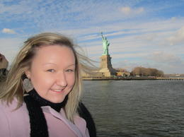 Staute of Liberty , Avril R - December 2011