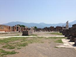 The Pompeii Ruins are a lot larger than initially anticipated. You could spend hours and hours getting lost down every pathway. I urge everyone to go and see it with your own eyes, pictures and ... , Eleanor H - July 2014