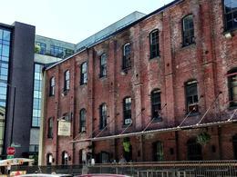 Bridgeport Brewery in Northwest. Cool building. , Rusty - June 2013