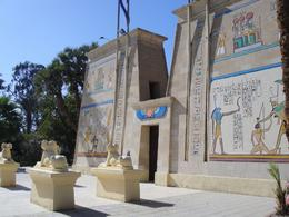 The Great Temple, Pharaonic Village, Cromaris - January 2010