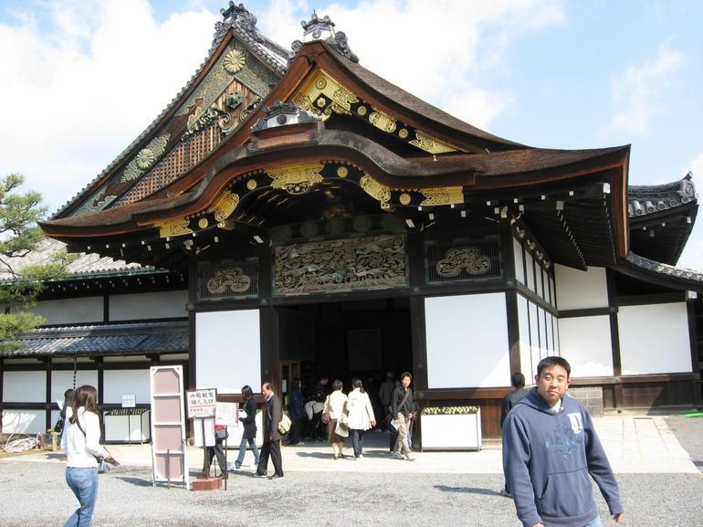 Noji Castle, historic Kyoto - Kyoto