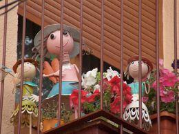 Zomaar een balkonnetje , Walter V - June 2015