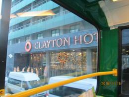 Clayton Hotel Dublin , Laci - December 2016