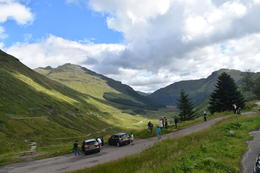 Photo stop at the Rest and Be Thankful Pass - amazing tour with Rabbie's , Lea F - August 2017