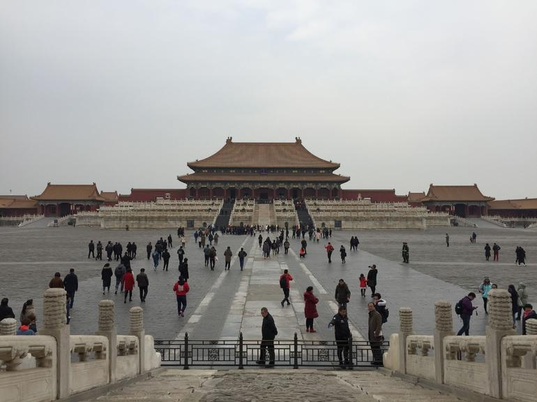 Private All-Inclusive Day Tour: Tiananmen Square, Forbidden City, Mutianyu Great Wall photo 12