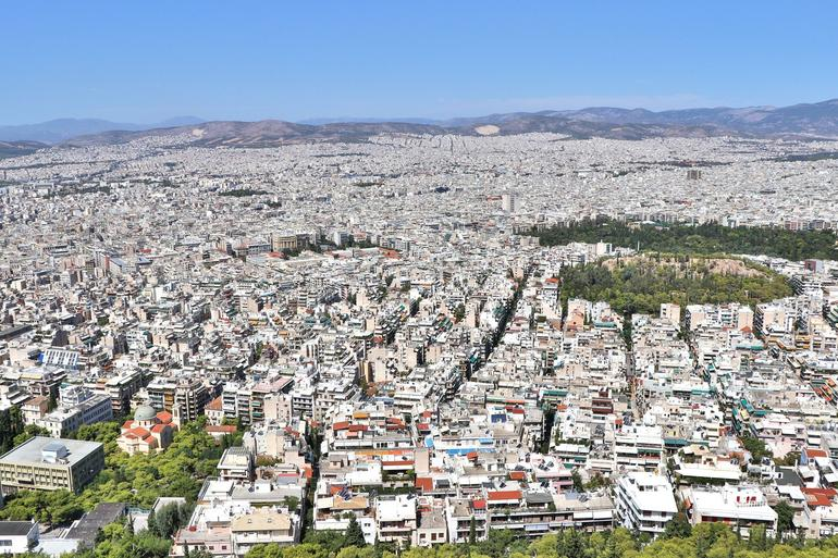 Half-Day Private Taxi Service: Historical Athens City Tour photo 24
