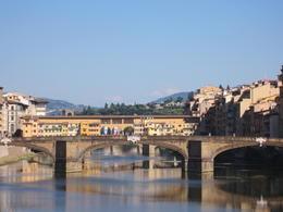 Ponto Vecchio Bridge - Florence , Marlo I - July 2011