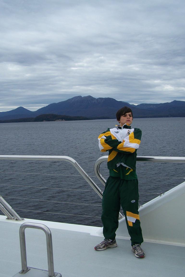Able Seaman Benen Ford-Stafford - Tasmania