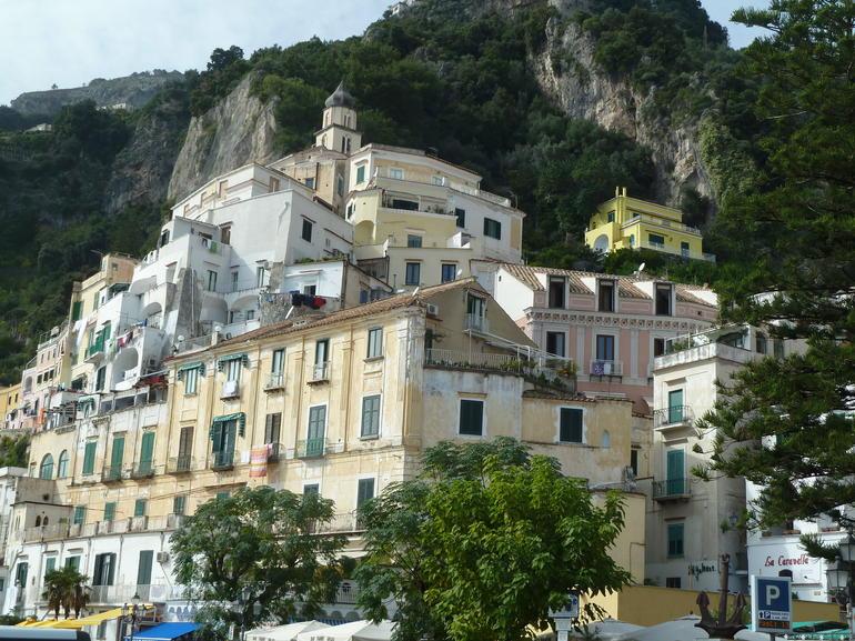 Amalfi - Naples