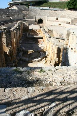 Roman ruins in Tarragon (amphitheatre), George R - October 2010