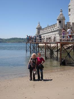 Carol and Nancy spending the day in Belem., Carol S - June 2010