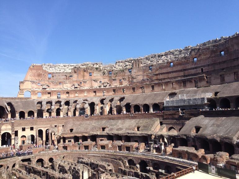 Beautiful day! - Rome