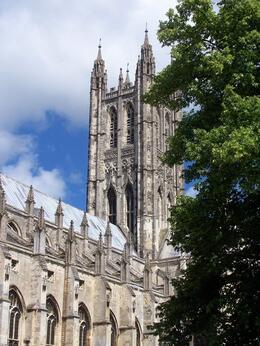 Cathedral at Canterbury, Robert M - July 2010