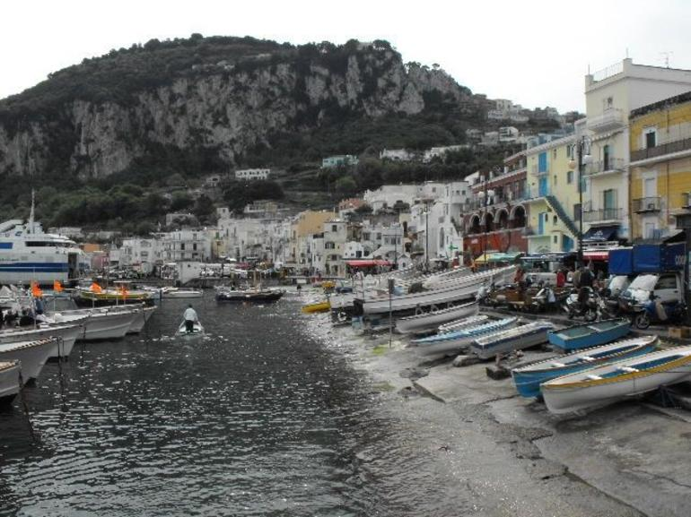 Capri Port - Naples
