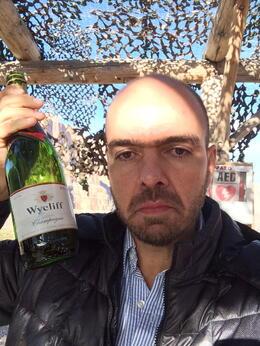 Vinho Americano não respeita propriedade intelectual Francesa. , Fabio S - November 2014