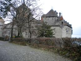 We visited Chillon on a cold winter's day. Informative tour (if a bit long!)., Marie W - December 2009
