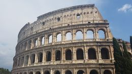 Colosseum , Lauren L - July 2015