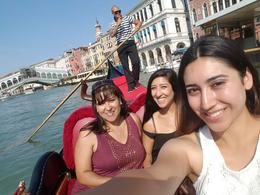 Through the cutest little canals to the GRAND canal LOVED IT!!! , mlbbbn89 - September 2016