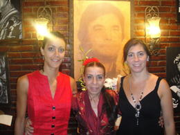 Flamenco show, Blanca - January 2013