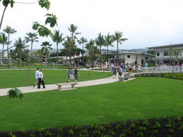 Grounds at Pearl Harbor., Bandit - February 2011