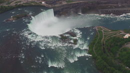 Helicopter ride is great. he circles the falls so both side of the Helicopter has equal views. Well worth the extra. , Steve - June 2015