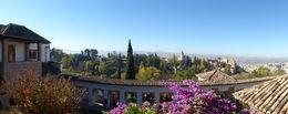 Grenade, l'Alhambra et le Generalife , Dominique D - November 2015