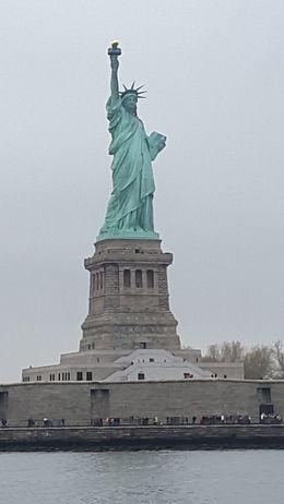 La Statue de la Liberté , GWENAEL L - May 2016