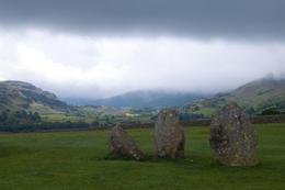 Mini Stonehenge - Castlerigg , Ewelina S - June 2013